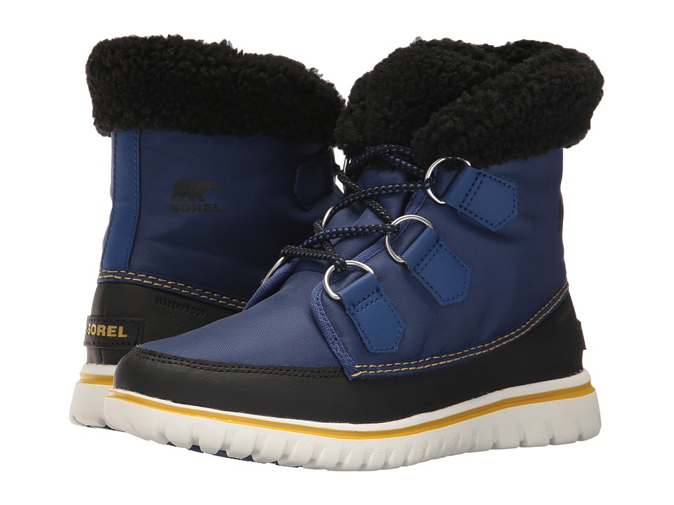 SOREL Cozy Carnival (Aviation/Black) Women