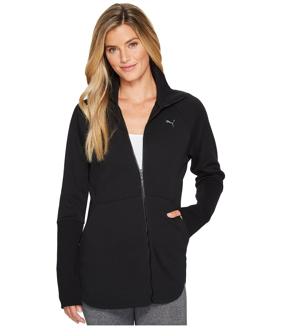 PUMA - Yogini Jacket (PUMA Black) Women's Coat