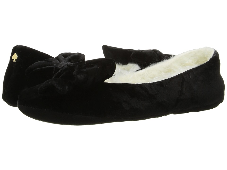 Kate Spade New York - Scarlett (Black Velvet) Women's Shoes