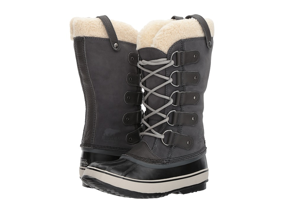 SOREL Joan Of Arctic Shearling (Dark Grey/Black) Women