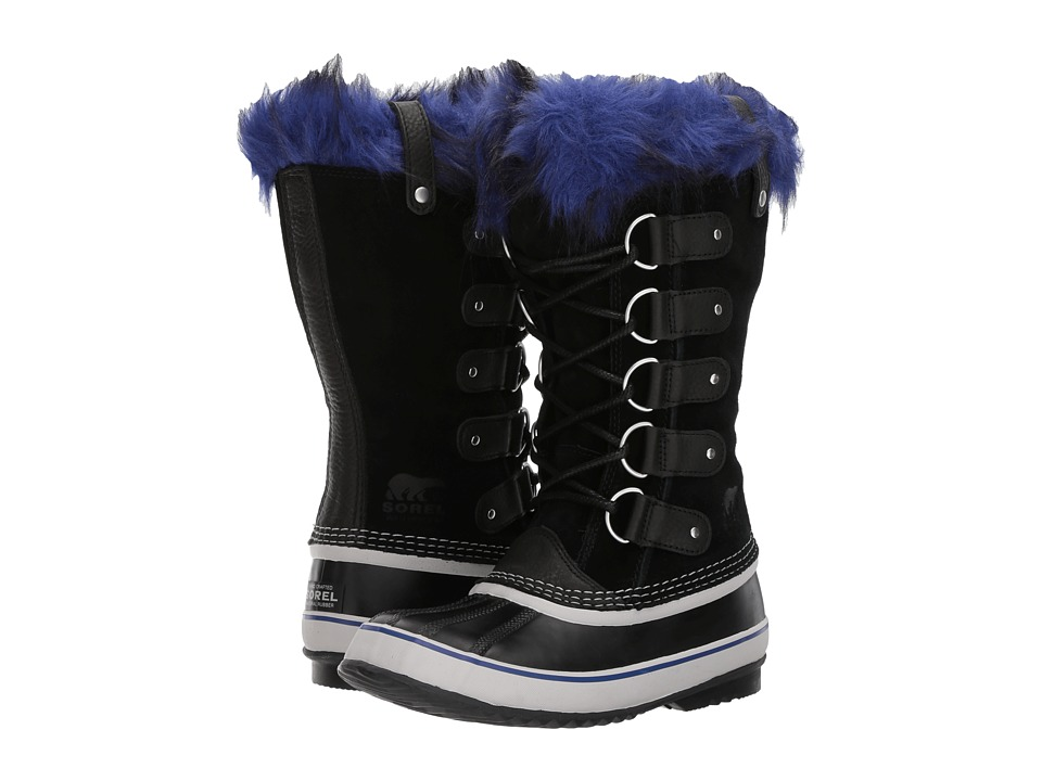 SOREL Joan of Arctic (Black/Aviation) Women