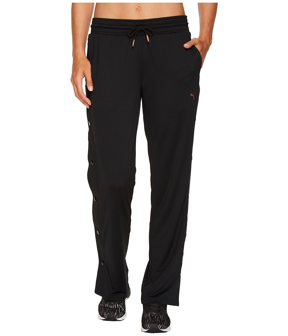 PUMA - Explosive Tear Away Pants (PUMA Black) Women's Casual Pants