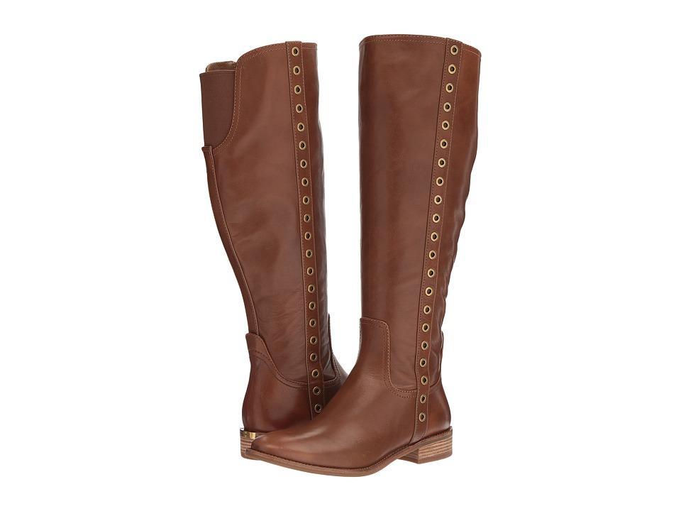 MICHAEL Michael Kors - Dora Boot (Dark Caramel) Women's Boots