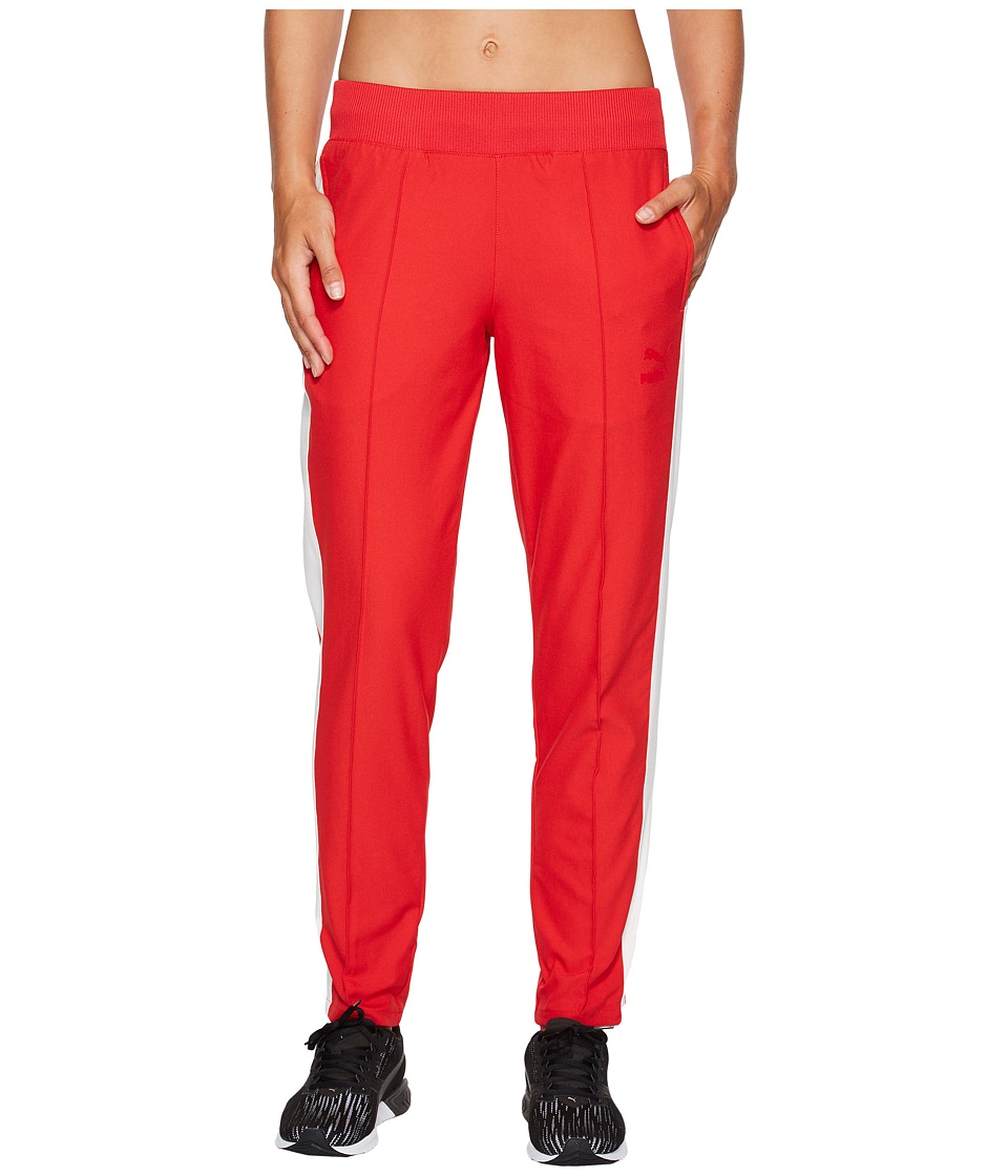 PUMA - True Archive T7 Pants (Toreador) Women's Casual Pants