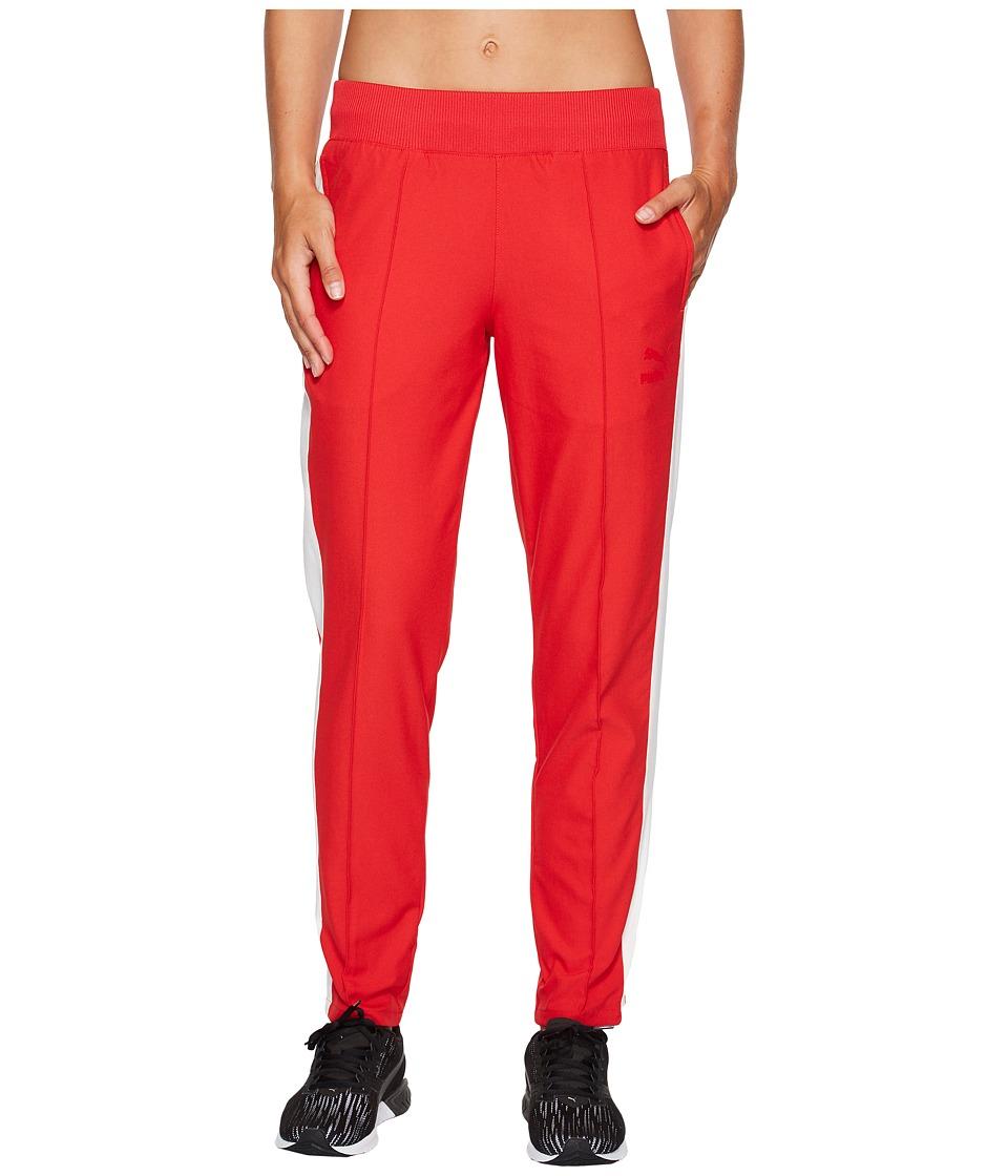 PUMA - True Archive T7 Pants (Toreador) Women's Casual Pants