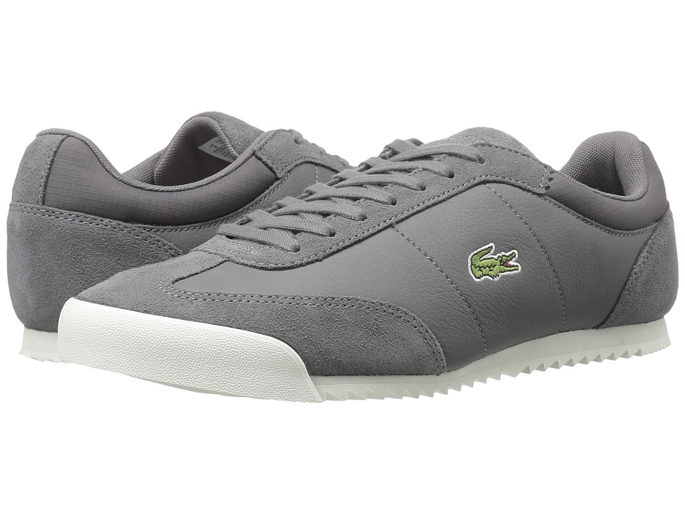 Lacoste - Romeau 416 1 (Dark Grey) Men's Shoes