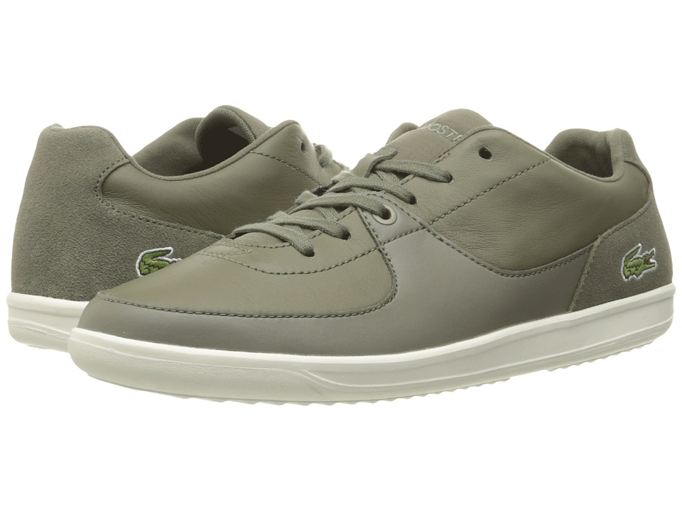 Lacoste - LS.12-Minimal Ripple 416 1 (Khaki) Men's Shoes