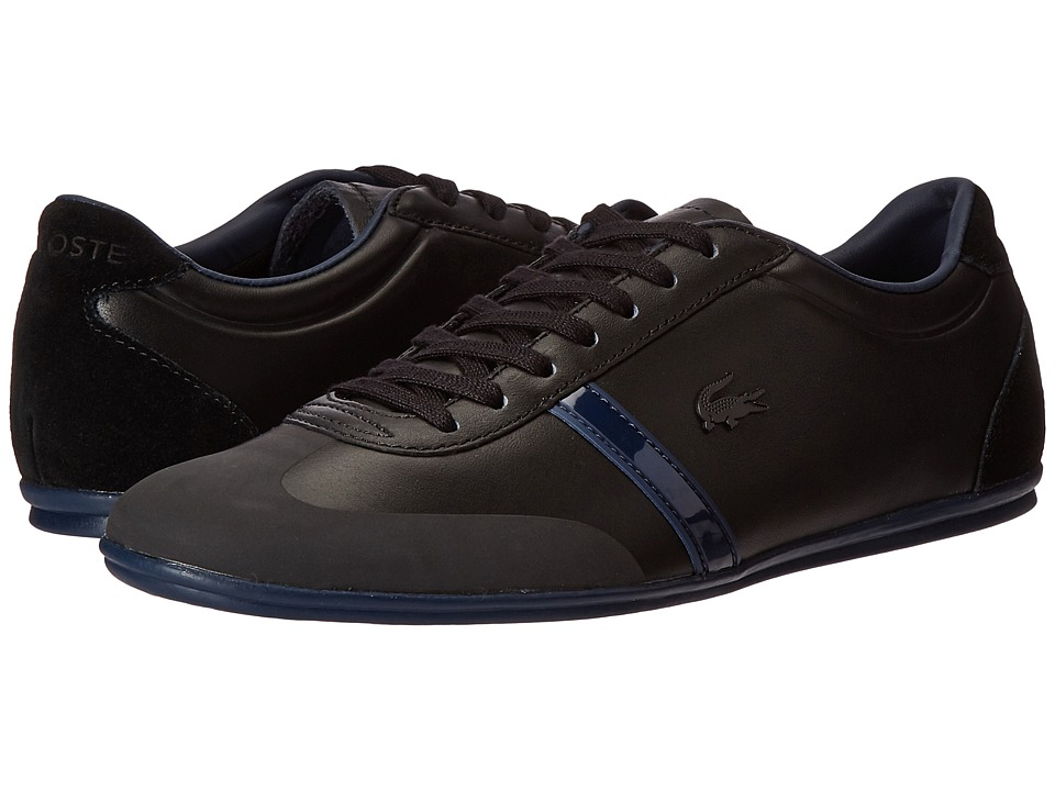 Lacoste - Mokara 416 1 (Black) Men's Shoes
