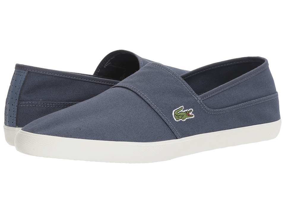 Lacoste - Marice 416 1 (Dark Blue) Men's Shoes