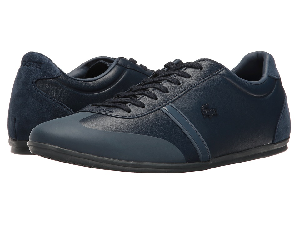 Lacoste - Mokara 416 1 (Navy) Men's Shoes