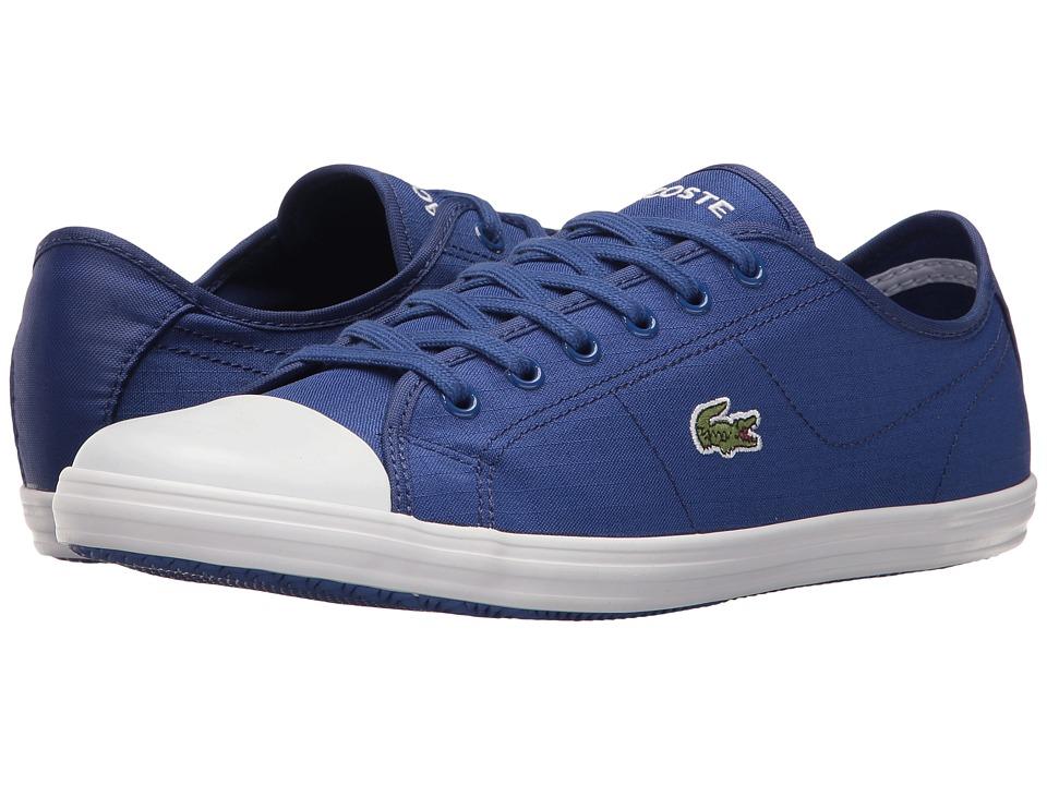 Lacoste Ziane Sneaker 316 2 (Blue) Women