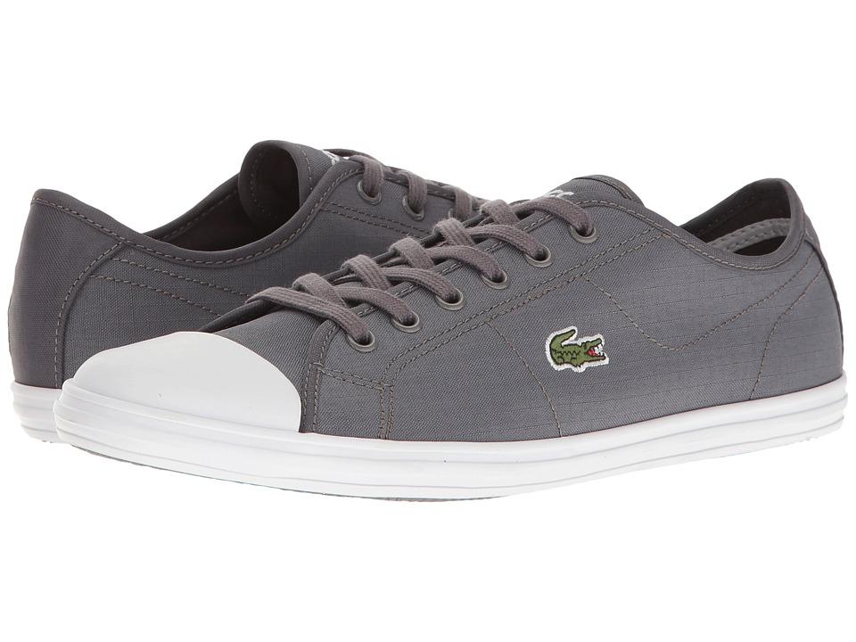 Lacoste Ziane Sneaker 316 2 (Dark Grey) Women