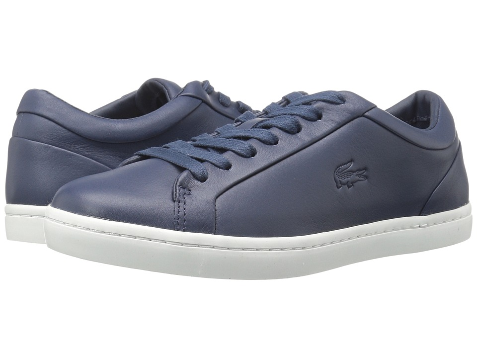 Lacoste - Straightset 316 1 (Navy) Women's Shoes
