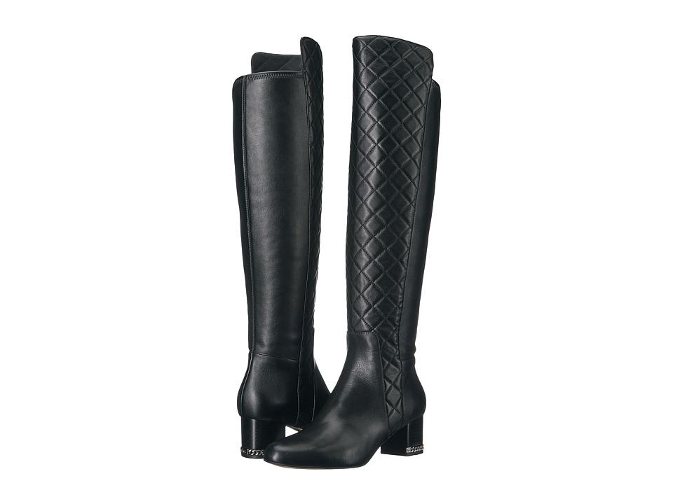 MICHAEL Michael Kors - Sabrina OTK Boot (Black) Women's Boots
