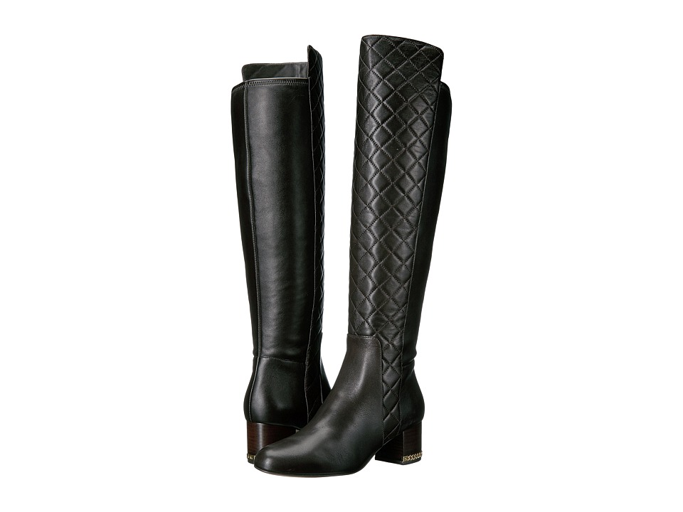 MICHAEL Michael Kors - Sabrina OTK Boot (Coffee) Women's Boots