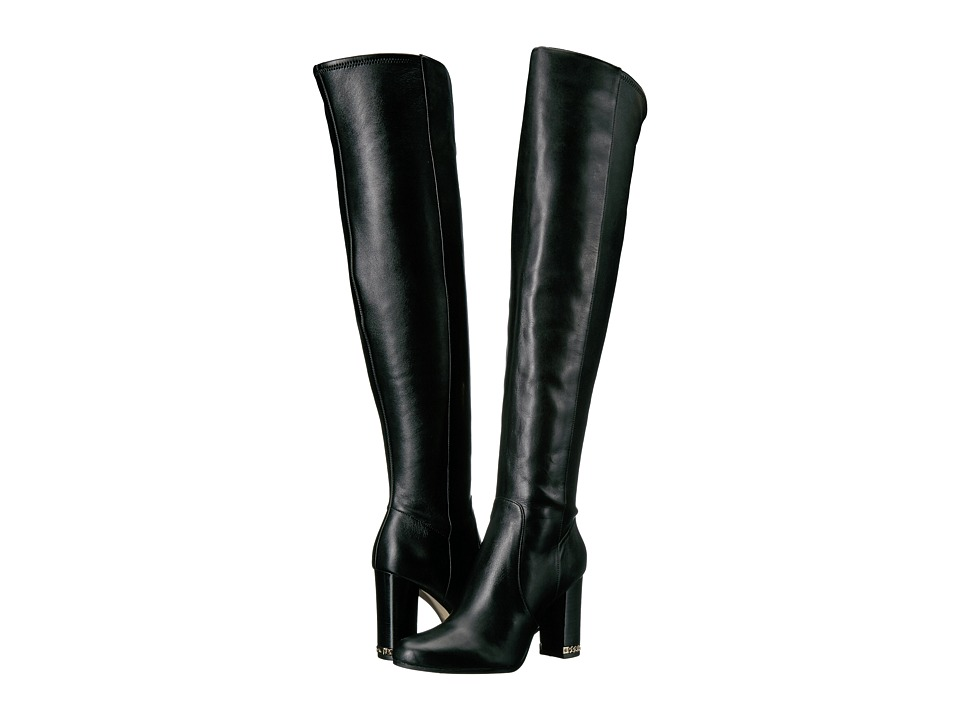 MICHAEL Michael Kors Sabrina Boot (Black) Women