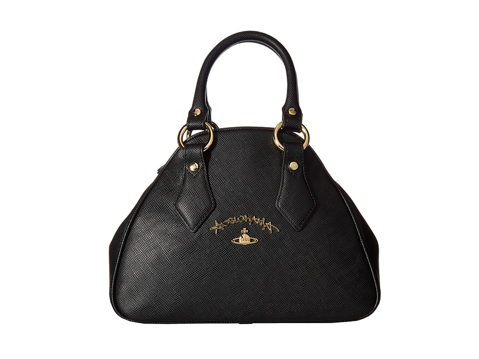 Vivienne Westwood - Divina Bag (Black) Handbags