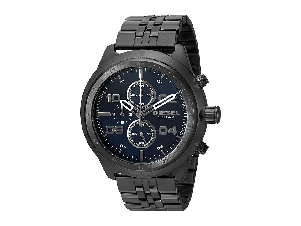 Diesel - Padlock - DZ4442 (Gunmetal) Watches