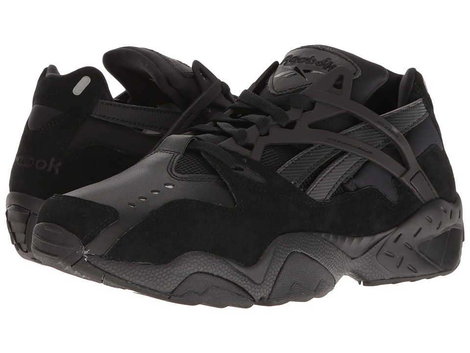 Reebok - Graphlite Pro Solids (Black/White) Men's Shoes