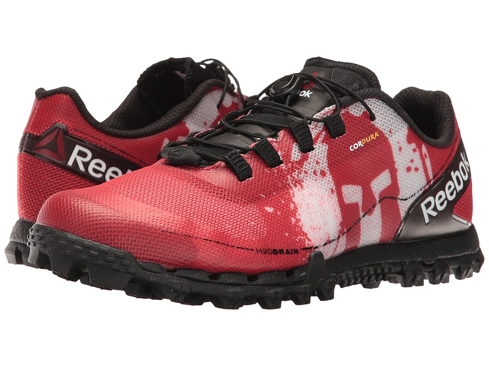 Reebok - All Terrain Super OR Spar (Excellent Red/White/Black) Women's Shoes