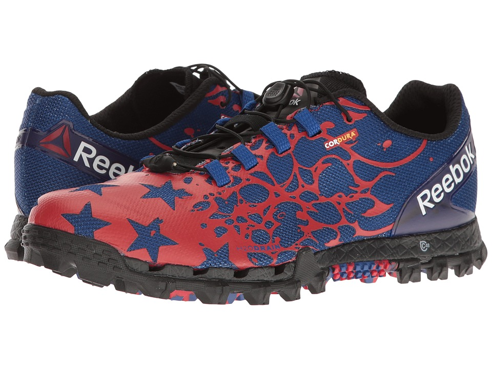 Reebok - All Terrain Super OR USA (Collegiate Royal/Scarlet) Women's Shoes