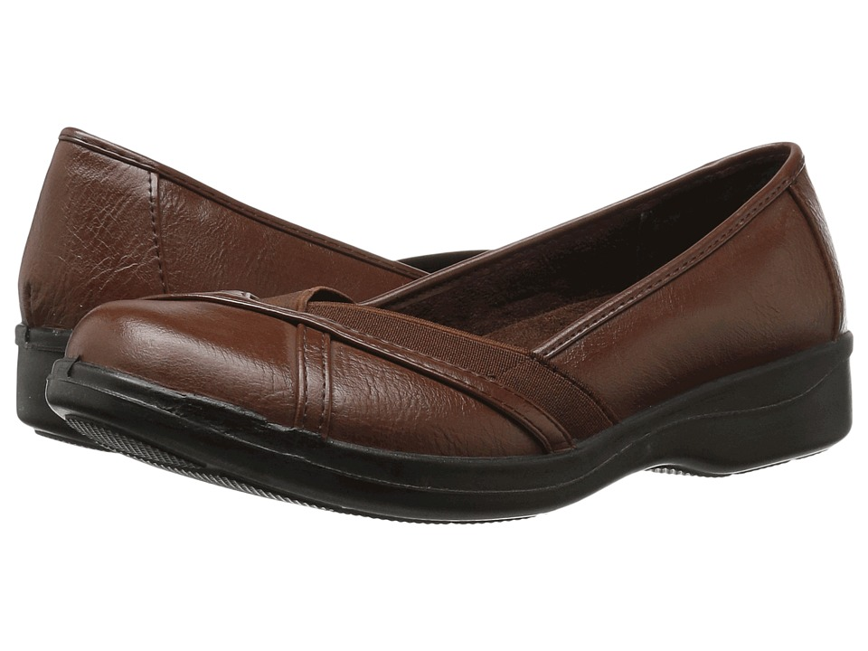 Easy Street - Mischia (Tan) Women's Shoes