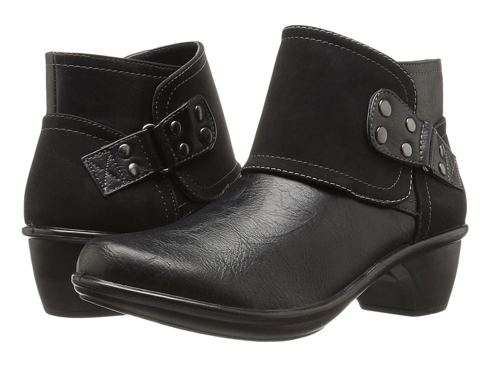 Easy Street - Juno (Black/Matte) Women's Shoes