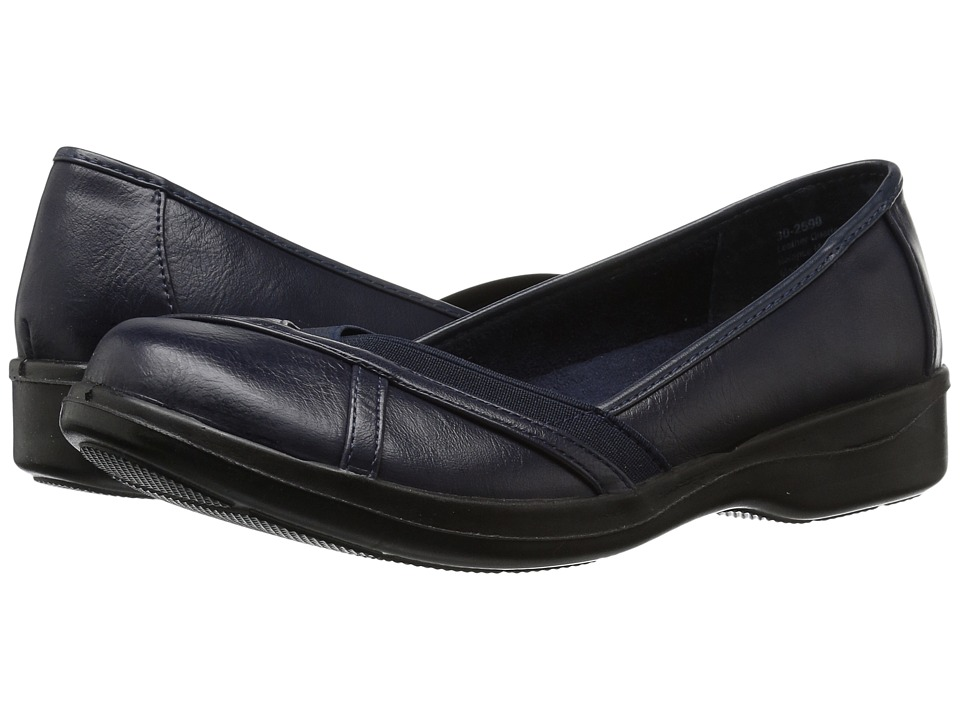 Easy Street - Mischia (Navy) Women's Shoes