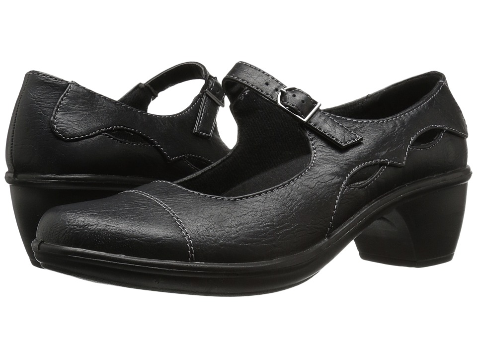 Easy Street - Perla (Black) Women's Shoes