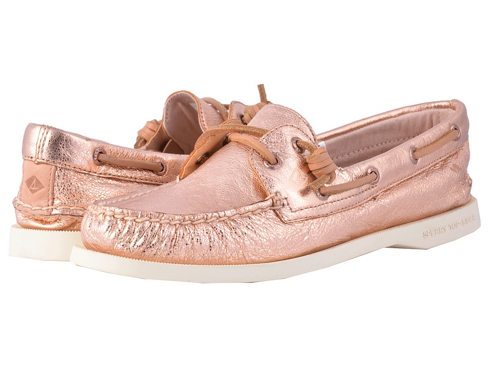 Sperry - A/O Vida (Rose Gold) Women's Slip on Shoes