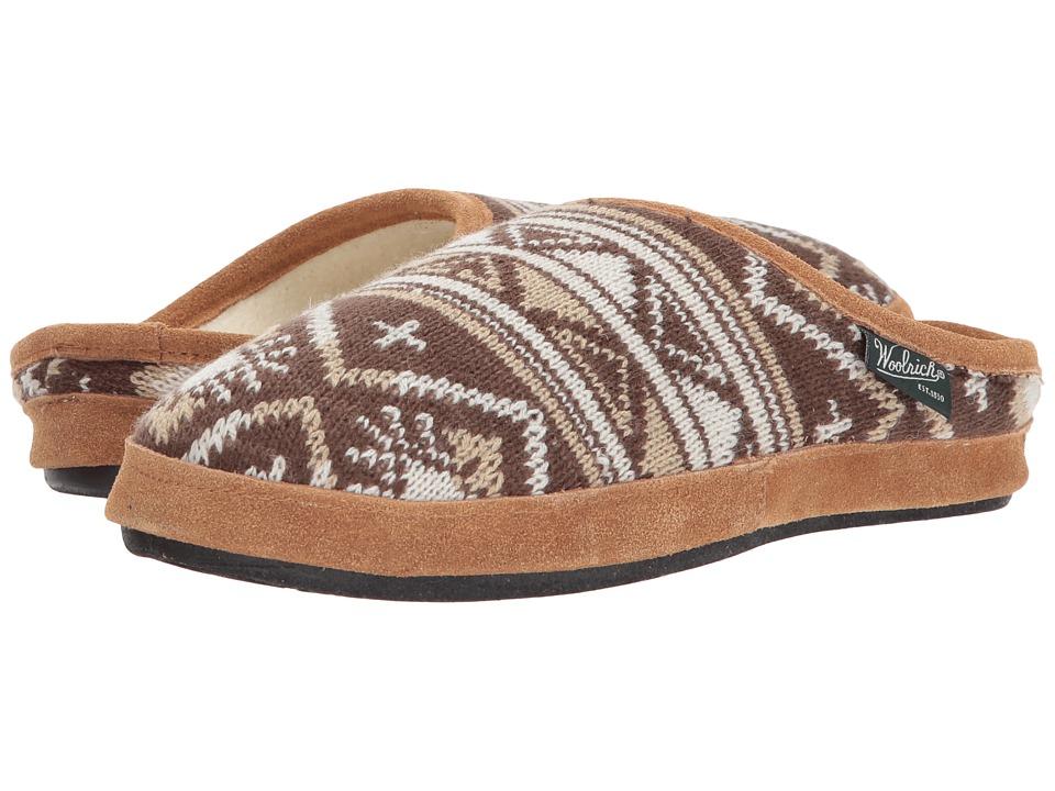 Woolrich Whitecap Knit Mule (Somerton) Women