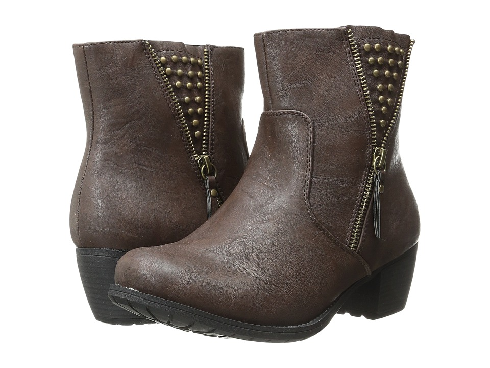 Easy Street - Rylan (Brown) Women's Shoes