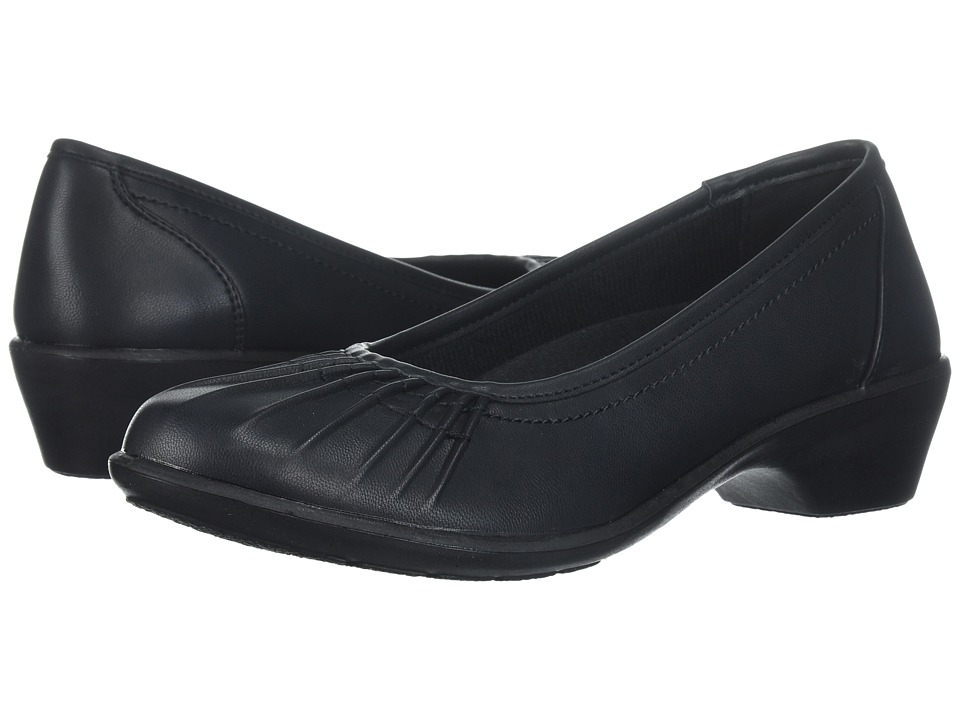 Easy Street - Trinnie (Black Burnished) Women's Shoes