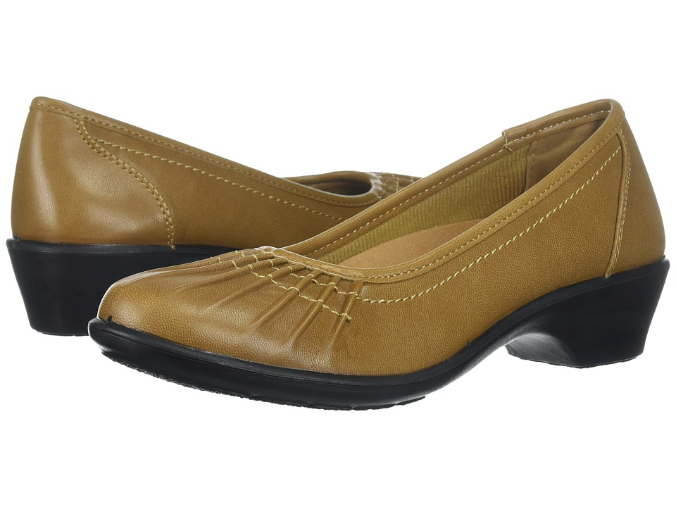 Easy Street - Trinnie (Stone Burnished) Women's Shoes