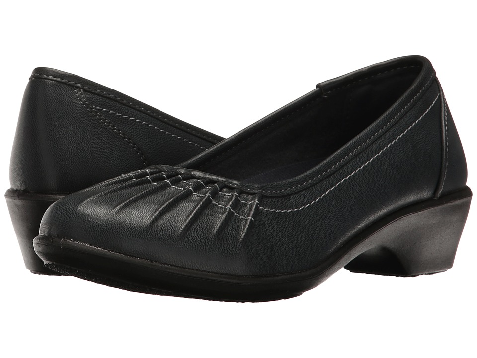 Easy Street - Trinnie (Navy Burnished) Women's Shoes