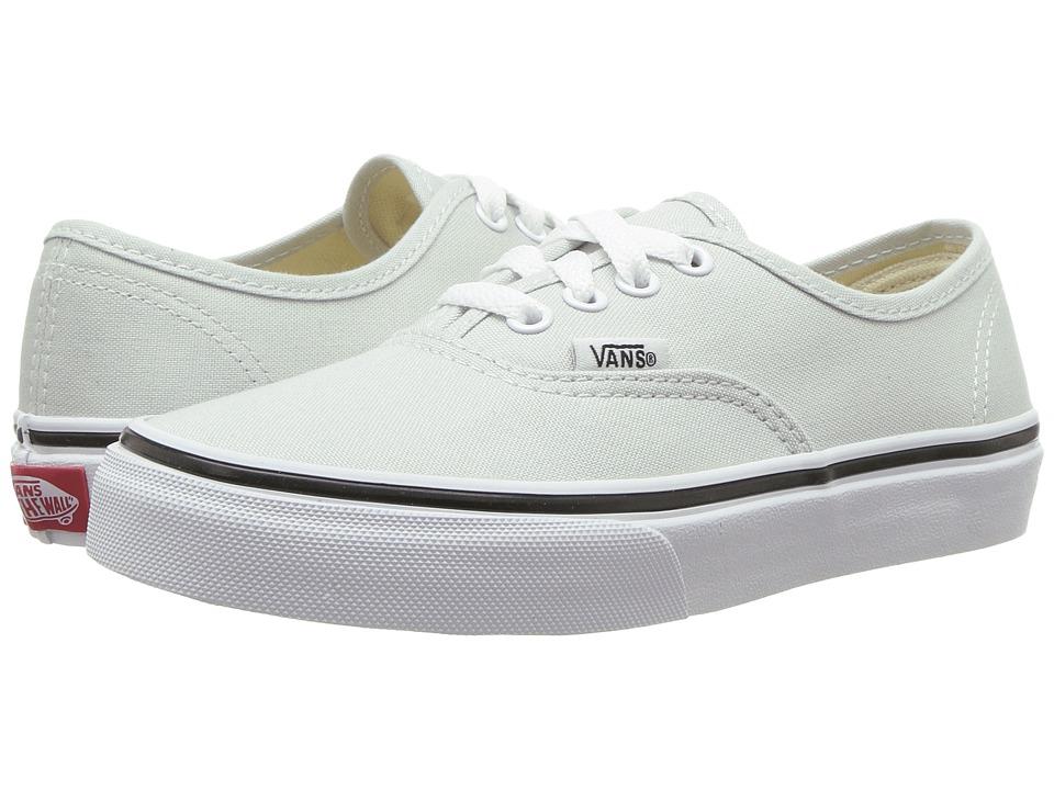 Vans Kids Authentic (Little Kid/Big Kid) (Ice Flow/True White) Girls Shoes