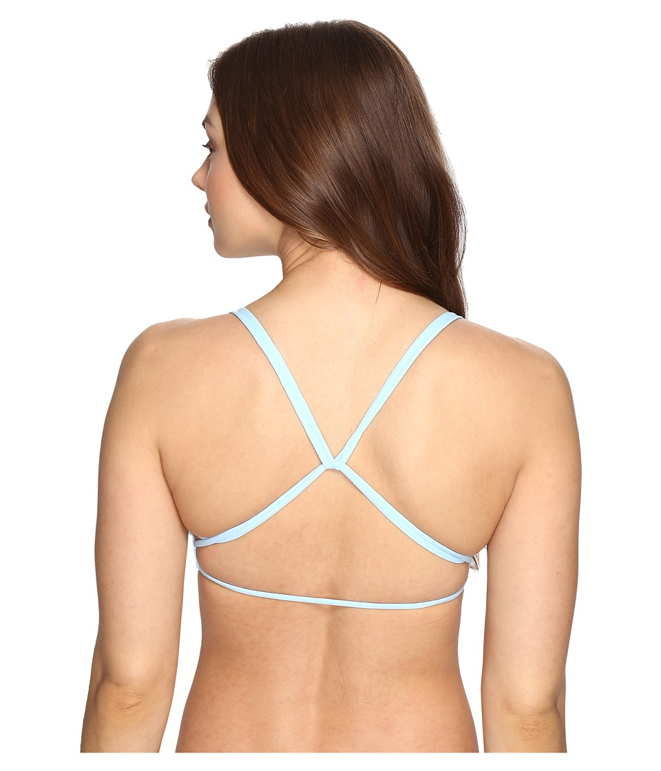 L*Space - Hartley Top (Sky Blue) Women's Swimwear
