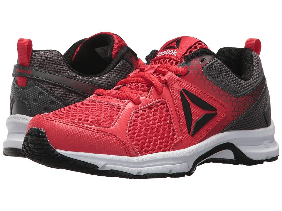 Reebok Kids Runner 2.0 (Little Kid/Big Kid) (Red/Grey/Black) Boys Shoes