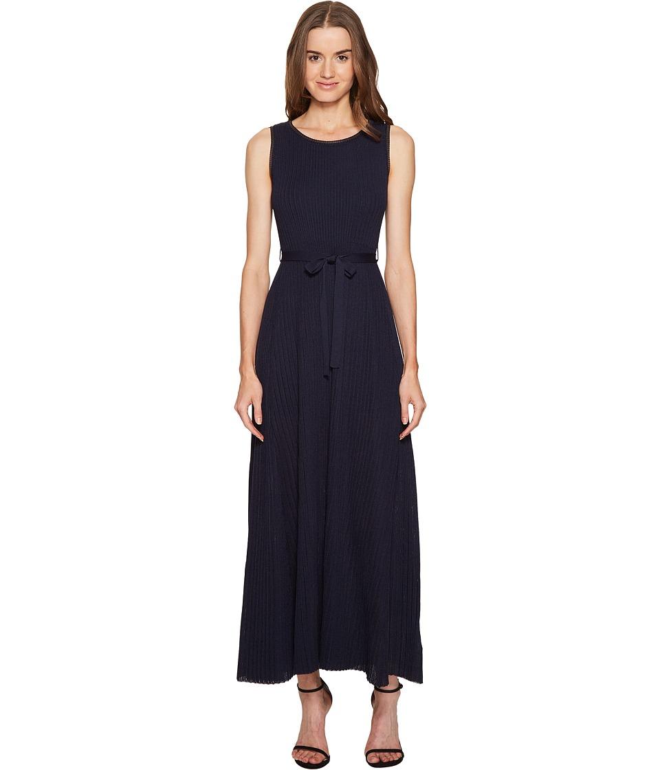 ESCADA Sport - Diplissa Sleeveless Long Dress (Zero Ocean) Women's Dress