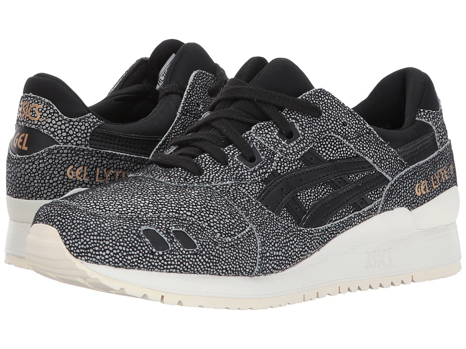 ASICS Tiger - Gel-Lyte III (Black/Black) Women's Shoes