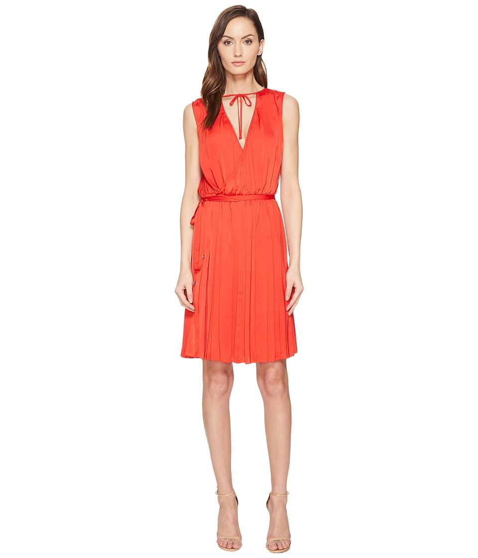 ESCADA Sport Dapana Sleeveless Wrap Dress