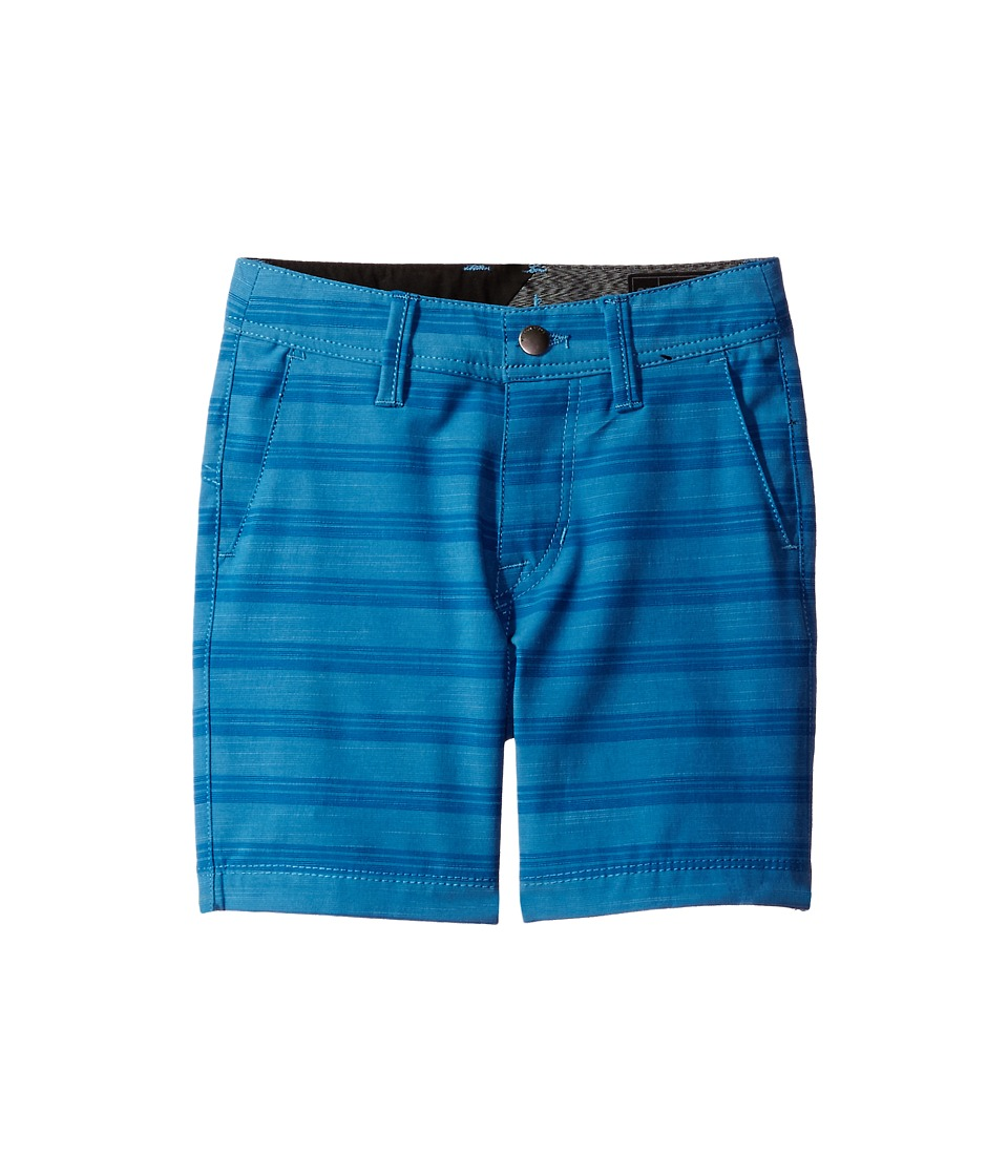 Volcom Kids - Frickin SNT Mix Shorts (Toddler/Little Kids) (Mayan Blue) Boy's Shorts