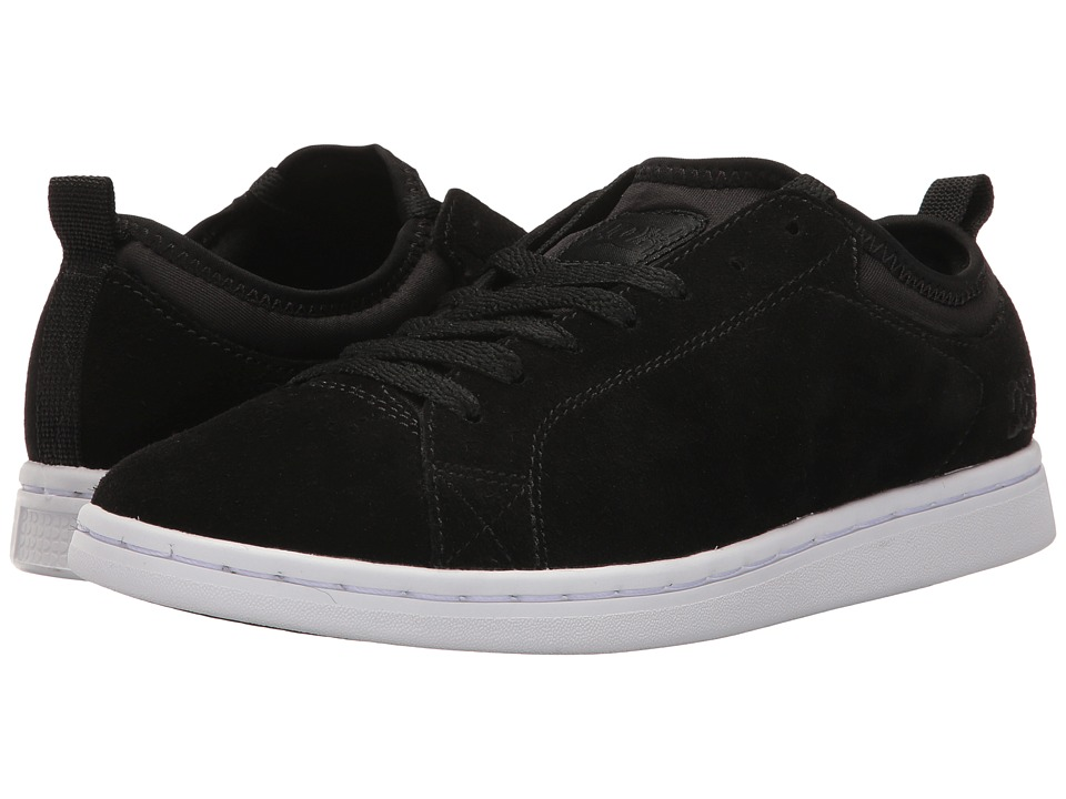 DC - Magnolia SE (Black/White) Women's Skate Shoes