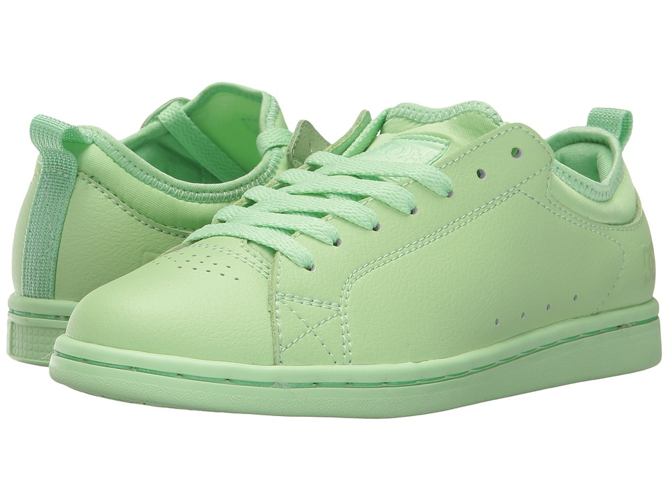 DC - Magnolia (Pistachio Green) Women's Skate Shoes