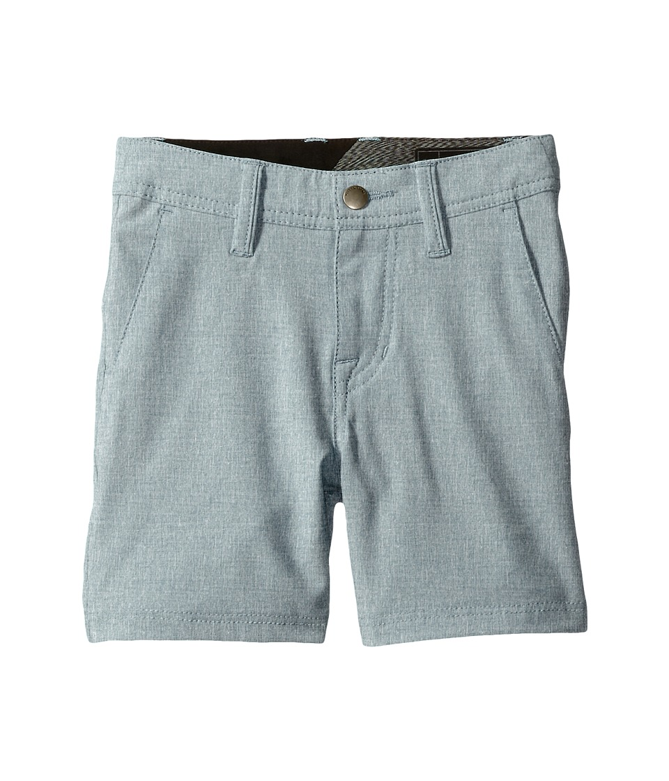 Volcom Kids - Frickin SNT Static Shorts (Toddler/Little Kids) (Flight Blue) Boy's Shorts