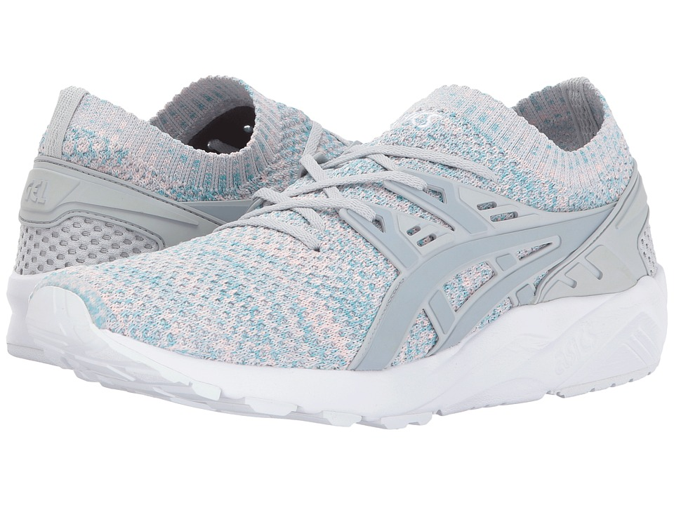 ASICS Tiger - Gel-Kayano Trainer Knit (Glacier Grey/Mid Grey) Men's Shoes