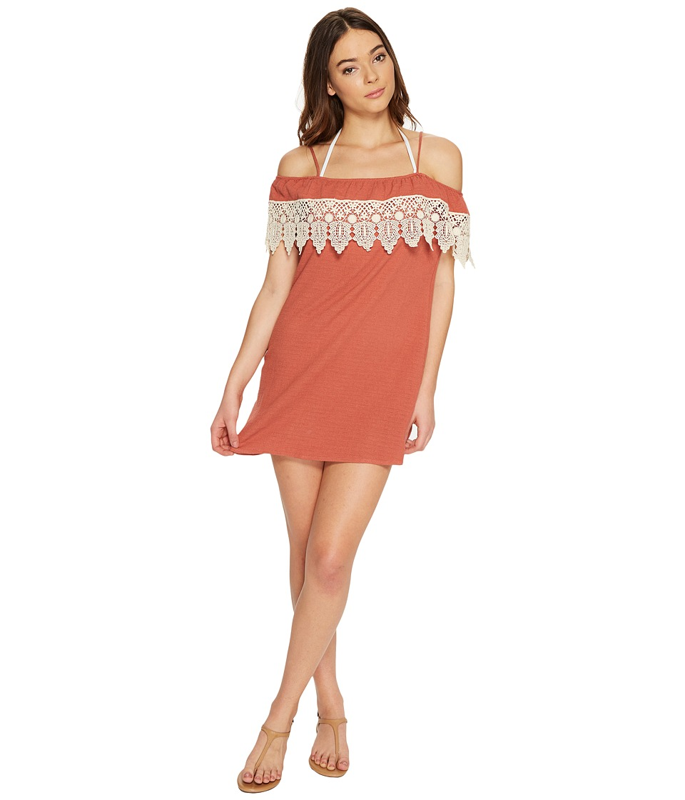 L*Space - After Glow Dress Cover-Up (Sahara) Women's Dress