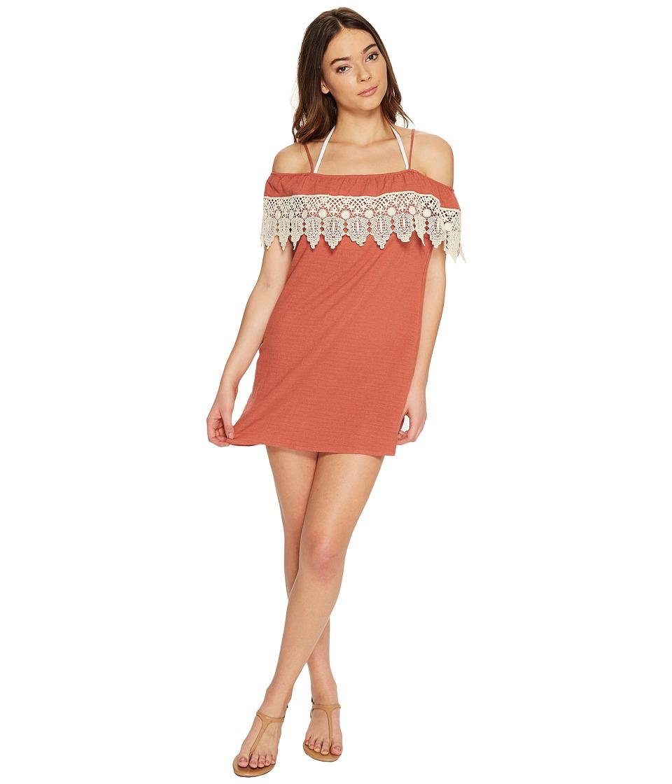 L*Space - After Glow Dress Cover-Up (Sahara) Women's Dress