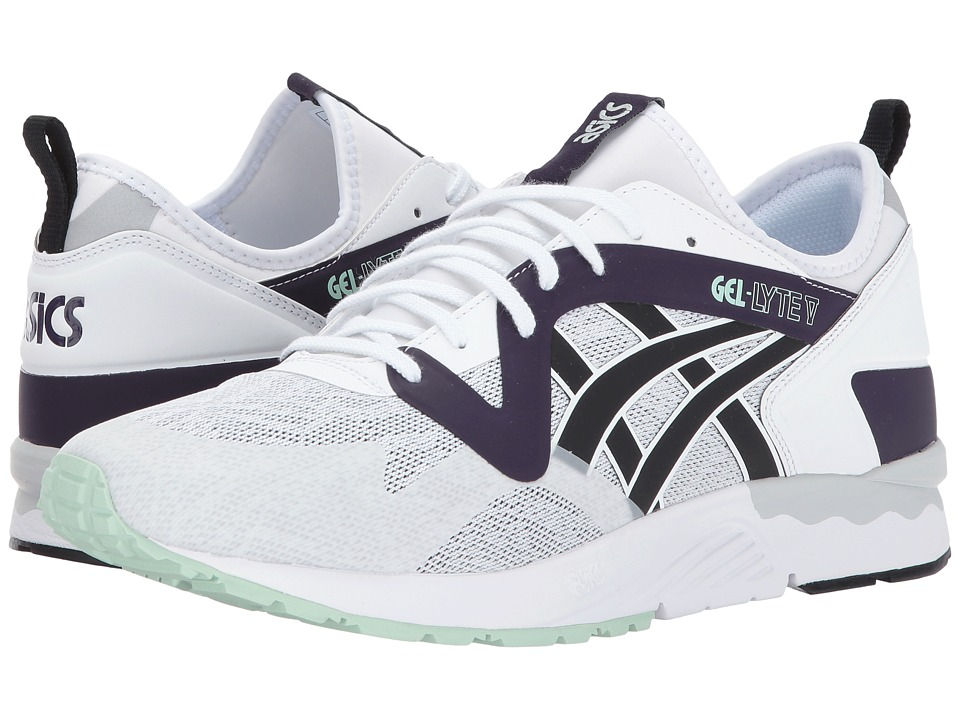 ASICS Tiger - Gel-Lyte V NS (White/Black) Men's Shoes