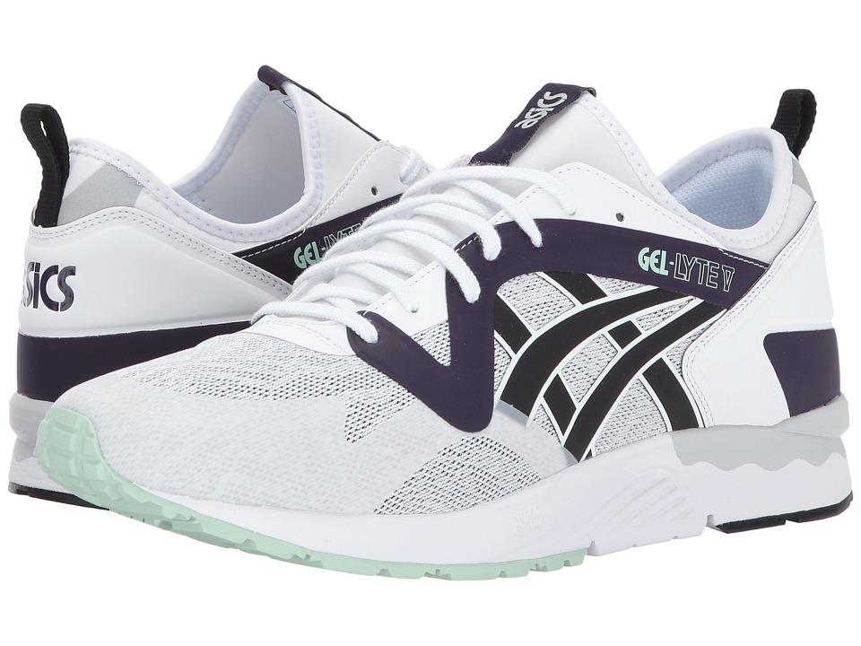 ASICS Tiger - Gel-Lyte V NS (White/Black) Men's Shoes
